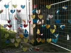 Art Bombing at the inaugural Titahi Bay Market 2012